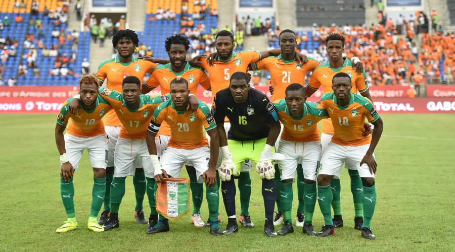 equipe team Cote Ivoire - Fussball - Afrika Cup, Nationalteam Länderspiel, Elfenbeinküste - 20/01/2017 Panoramic/Panoramic PUBLICATIONxNOTxINxFRAxITAxBEL
