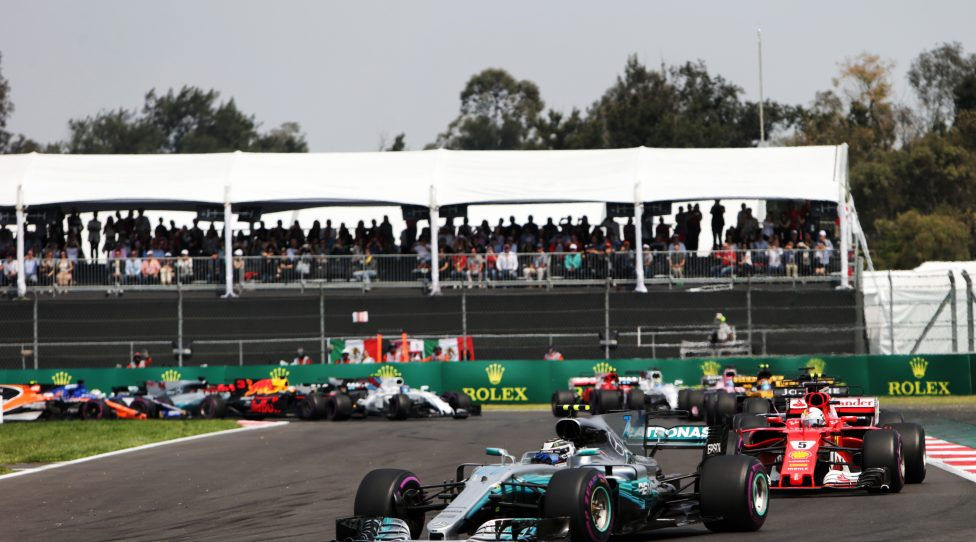MEXICO CITY,MEXICO,29.OCT.17 - MOTORSPORTS, FORMULA 1 - Grand Prix of Mexico, Autodromo Hermanos Rodriguez. Image shows Valtteri Bottas (FIN/ Mercedes). Photo: GEPA pictures/ XPB Images/ Bearne - ATTENTION - COPYRIGHT FOR AUSTRIAN CLIENTS ONLY