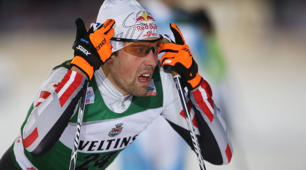 KUUSAMO,FINLAND,26.NOV.17 - NORDIC SKIING, NORDIC COMBINED, CROSS COUNTRY SKIING - FIS World Cup, Ruka Nordic Opening, 10km Gundersen. Image shows Philipp Orter (AUT). Photo: GEPA pictures/ Mathias Mandl