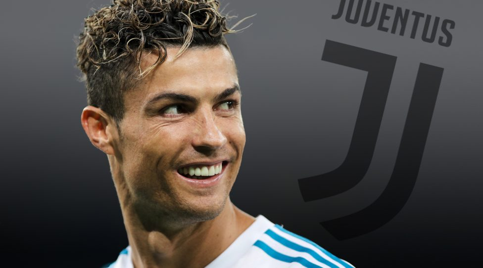 GRAZ,AUSTRIA,10.JUL.18 - SOCCER - Serie A, Juventus Turin, player presentation. Montage shows Cristiano Ronaldo (Juventus). Photo: GEPA pictures/ Matic Klansek