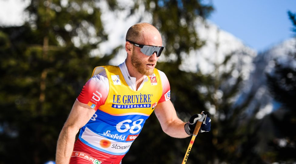 SEEFELD,AUSTRIA,27.FEB.19 - NORDIC SKIING, CROSS COUNTRY SKIING - FIS Nordic World Ski Championships, 15km classic, men. Image shows Martin Johnsrud Sundby (NOR). Photo: GEPA pictures/ Johanna Lundberg