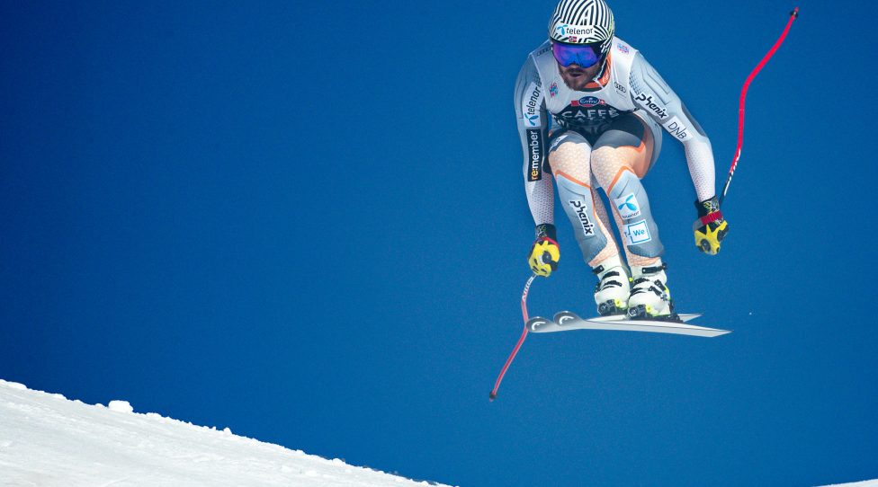 WENGEN,SWITZERLAND,18.JAN.20 - ALPINE SKIING - FIS World Cup, downhill, men. Image shows Kjetil Jansrud (NOR). Photo: GEPA pictures/ Matic Klansek