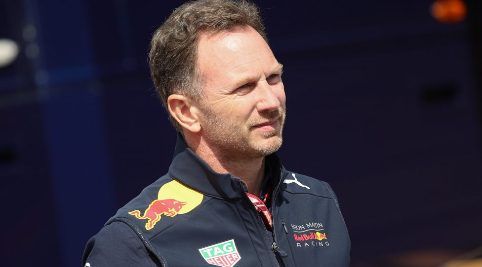 SPIELBERG,AUSTRIA,01.JUL.18 - MOTORSPORTS - Grand Prix of Austria, Red Bull Ring. Image shows team principal Christian Horner (Red Bull Racing). Photo: GEPA pictures/ Christian Walgram