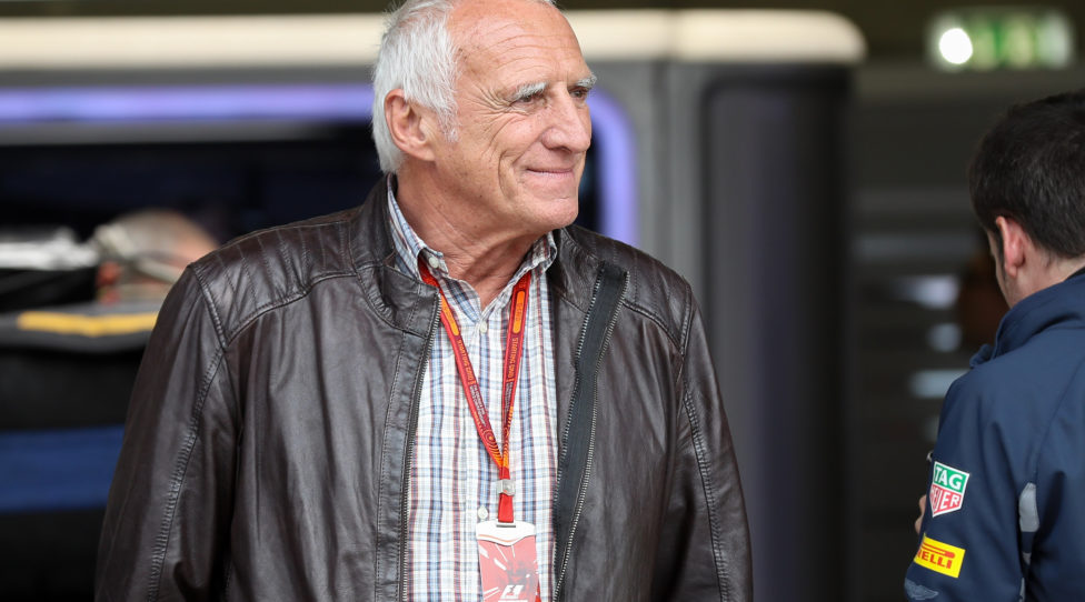 SPIELBERG,AUSTRIA,03.JUL.16 - MOTORSPORTS, FORMULA 1 - Grand Prix of Austria, Red Bull Ring. Image shows Dietrich Mateschitz. Photo: GEPA pictures/ Christian Walgram